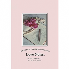 Greenleaf & Bridgwater LOVE NOTES  Large Scented Envelope Sachet